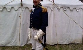 Ken Johnston as Gen. Andrew Jackson