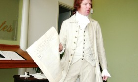 Ken Johnston as Thomas Jefferson
