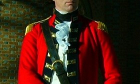 Ken Johnston as Benedict Arnold
